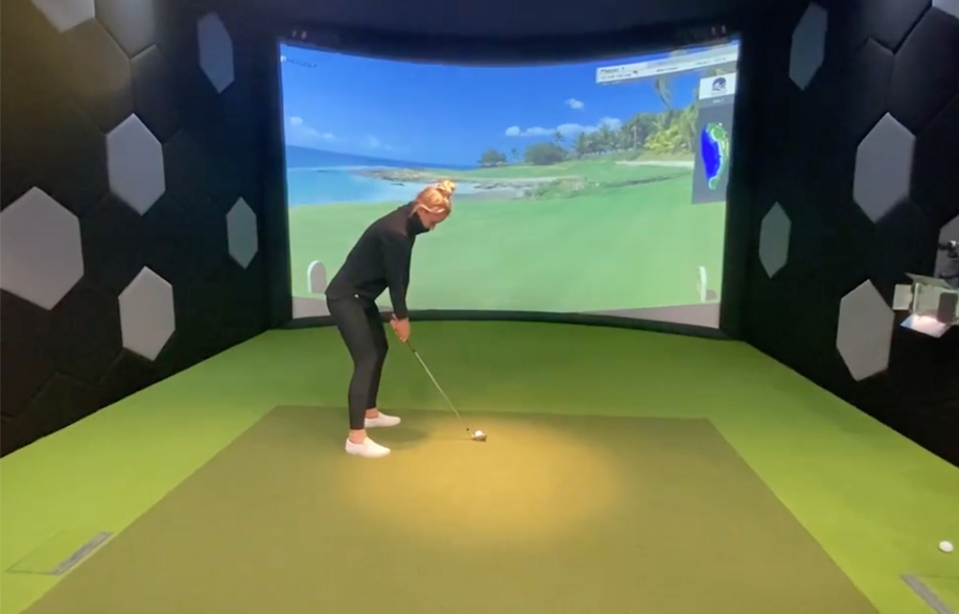 HD Golf UK London Experience Centre Opens