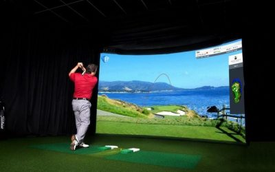 Golf simulators – no better way to improve your course technique